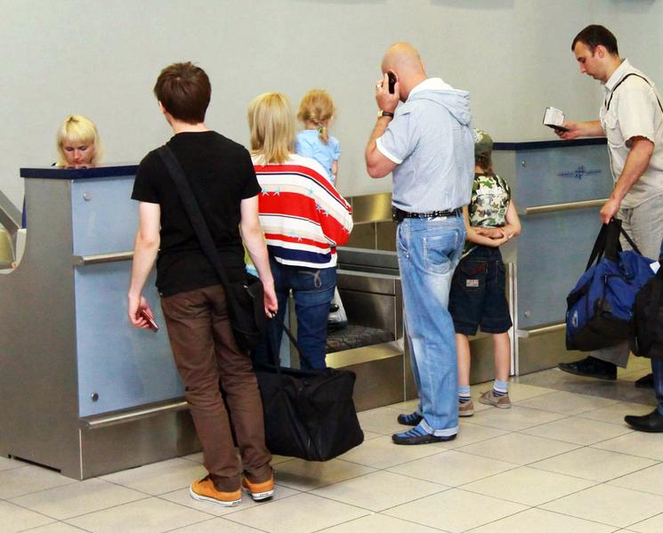 Билет на самолет по временному удостоверению личности