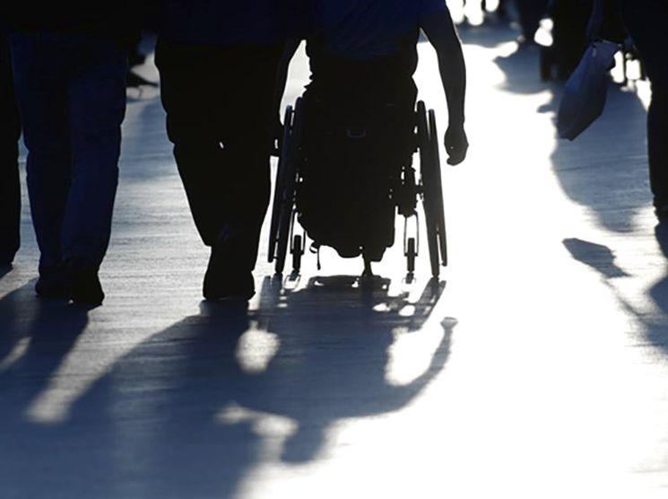 Инвалидность первой группы