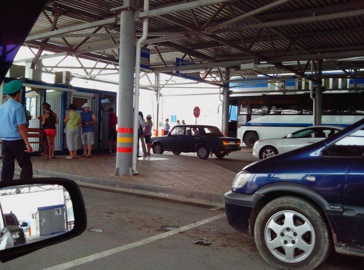 Извещение таможенной службы об ограничении и уведомление правонарушителя