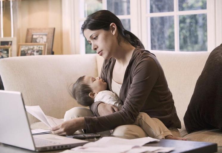 Как получить компенсацию по уходу за ребенком до трех лет