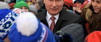 Владимир Путин продлил программу маткапитала на три года