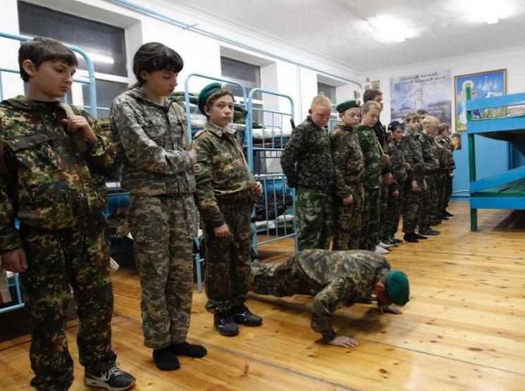 Прохождение профессионального отбора в военное училище