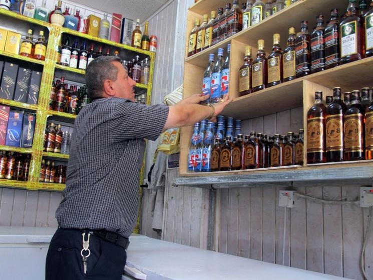 закон о продаже алкоголя Москва