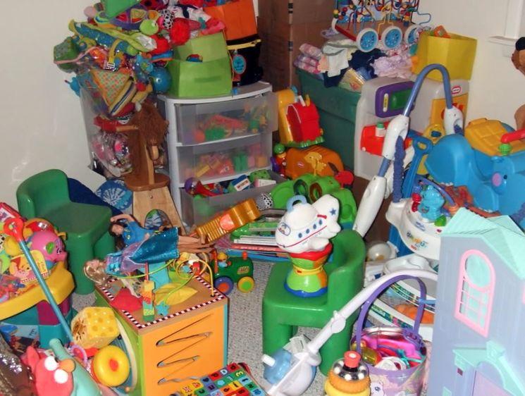 Требования к детским игрушкам